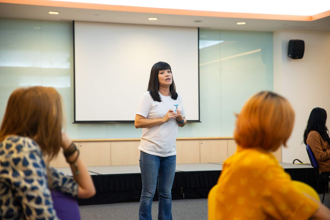 June Chua, Founder of The T Project